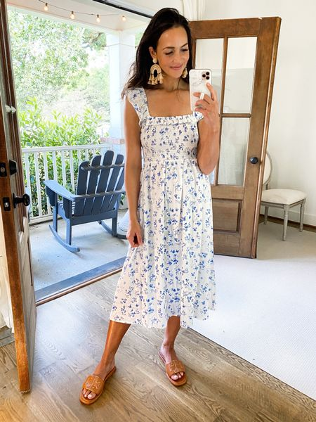 Knock off version of the hill house nap dresses - $20 and wearing a small   #LTKunder100 #LTKunder50 #LTKstyletip