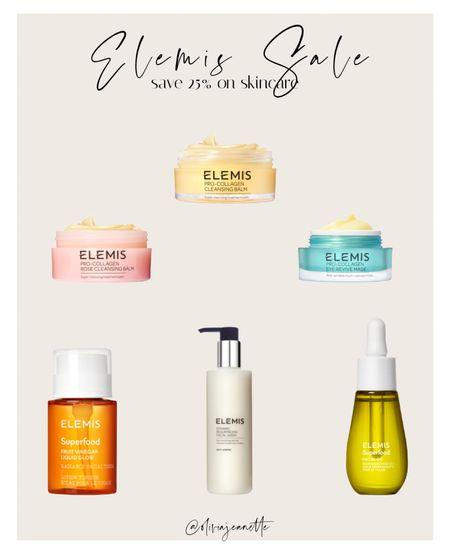 Elemis Skincare Sale! Save 25% today and tomorrow!   #LTKsalealert #LTKbeauty #LTKunder100