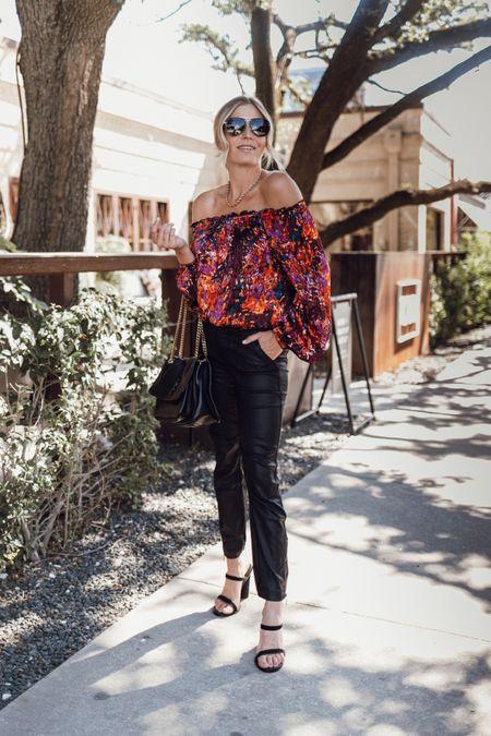 Fall date night outfit 🍁🍂🖤  #LTKstyletip #LTKSeasonal #LTKunder100