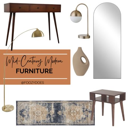 Mid-century modern furniture and accents for the home.   #LTKunder100 #LTKSale #LTKhome