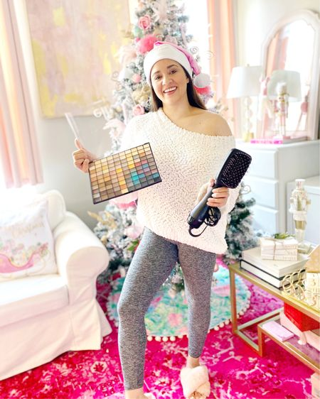 Rounding up some of my favorite beauty gifts from @Walmart on the blog today! I'm currently obsessed with this eyeshadow palette and hair dryer brush! Head to my stories for more! Follow me on the @liketoknow.it app to shop what I picked link in bio! #sponsored #walmartbeauty #liketkit #LTKholidaygiftguide #LTKbeauty #LTKstyletip http://liketk.it/2HjHL