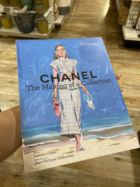 The newest Chanel book in my collection.     #LTKunder50 #LTKhome