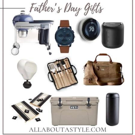 The Ultimate Father's Day gifts. #fathersday #gifts #dad #grandpa #uncle #brother #LTKmens #yeti #LTKsalealert #LTKtravel #travel #grill #grillmaster #waterbottle #watch @liketoknow.it #liketkit http://liketk.it/3hacE