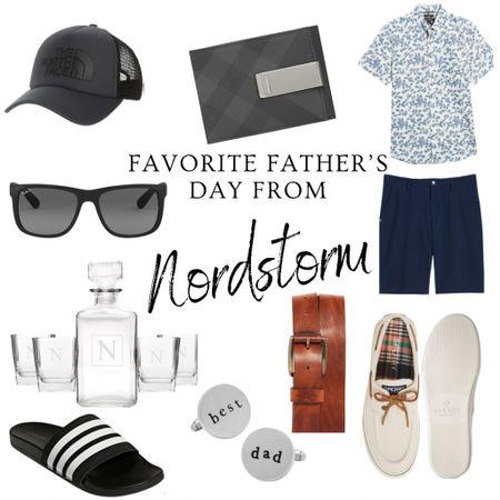 Father's Day, shoes, hat, wallet, shirt, shorts, belt, cuffs, sandals   #fathersday  #LTKmens #LTKsalealert #LTKunder100