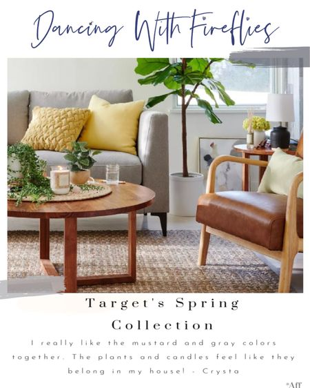 We found some refreshingspring looks at Target for your living room today that we know you will love! Let the light in and enjoy creamy yellows and soft natural textures.    http://liketk.it/35X9l #liketkit @liketoknow.it @liketoknow.it.family @liketoknow.it.home