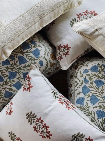 Install ready. 💥 — A selection of my favorite fabrics. (Oscar, Peter, Carolina, and Nicholas 👋🏼)!  #LTKhome