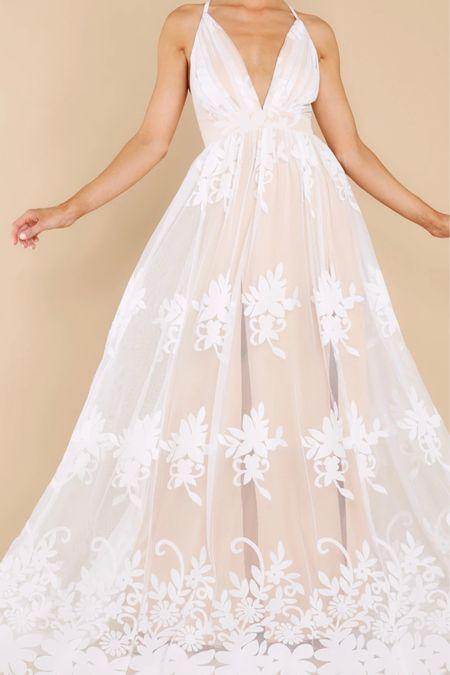 Wedding, engagement dress, bridal http://liketk.it/3hrIa #liketkit @liketoknow.it #LTKwedding #LTKunder100 #LTKfit