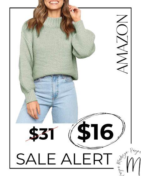 Sweater I had on in two days live! #amazon #amazonfashion #walmart #walmartfinds #walmartfashion #walmartsale #walmartclearance #walmartdeals#founditonamazon #amazonstyle    #LTKstyletip #LTKsalealert #LTKunder50