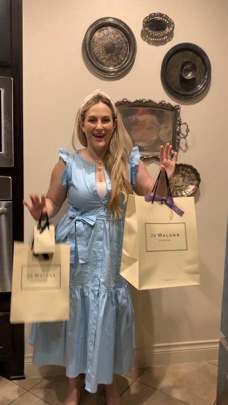 So many great Jo Malone London gift sets that are part of the Nsale this year!    #LTKunder100 #LTKsalealert #LTKSeasonal