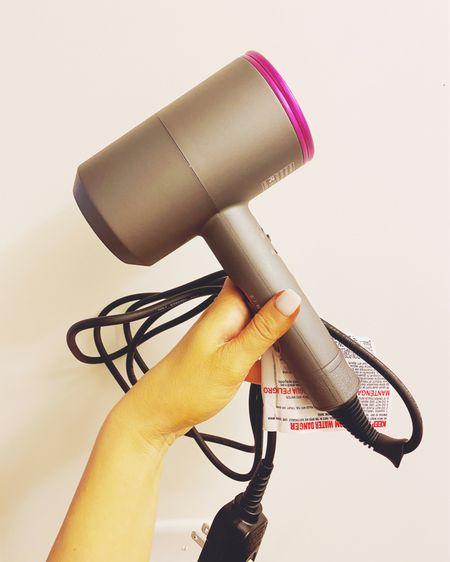 Hair dryer dupe #amazon #LTKunder50 #LTKbeauty @liketoknow.it #liketkit http://liketk.it/3aeNO