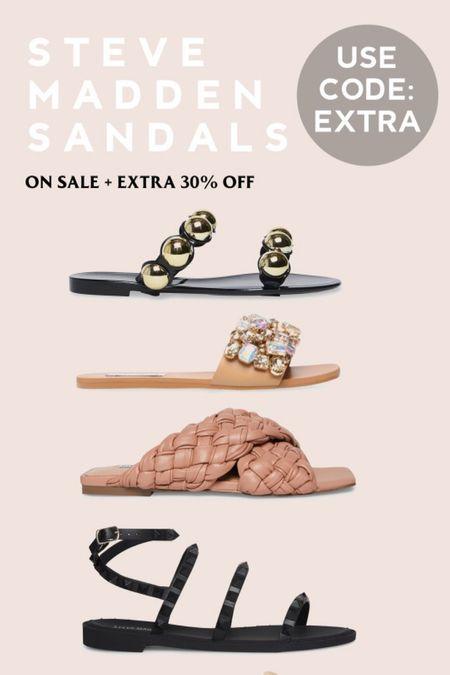 Steve Madden shoes on sale  #LTKsalealert #LTKshoecrush