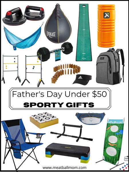 Father's Day gift ideas under $50 : sporty gifts            Father's Day, Father's Day gift ideas, Father's Day gift guide , gifts for men, gifts for him, gifts for dad, target style, Walmart finds, target finds, amazon finds, Nordstrom finds #ltkfit #ltkstyletip   #LTKunder50 #LTKmens #LTKhome http://liketk.it/3gXWd #liketkit @liketoknow.it