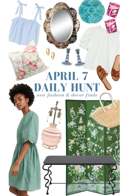 Some of the April 7 finds! Shop them all on the Daily Hunt page of KatieConsiders.com @liketoknow.it #liketkit http://liketk.it/3ch9R