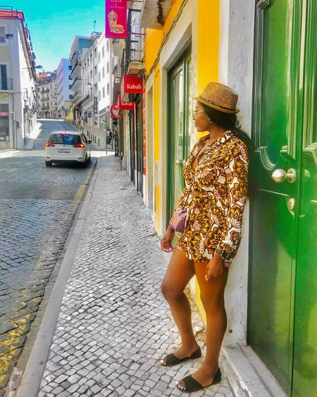 To stay on the right path, you don't need speed, you need direction. Last Weekend in Lisbon was so much fun. So much content to share with y'all. http://liketk.it/2vJ3M #liketkit @liketoknow.it