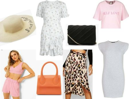 Stock up for the summer with Boohoo's 50% off sale 😍 #bargainhunter #sale #discount #snatch #summer #dresses #hats #LTKSpringSale #LTKsalealert #LTKunder50 #liketkit @liketoknow.it http://liketk.it/3dlb9