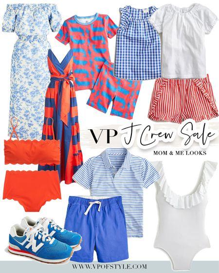 Jcrew spring sale going on now! Love these color coordinating picks for me and kiddos! http://liketk.it/3bmav #liketkit @liketoknow.it #LTKunder100 #LTKunder50 #LTKSpringSale