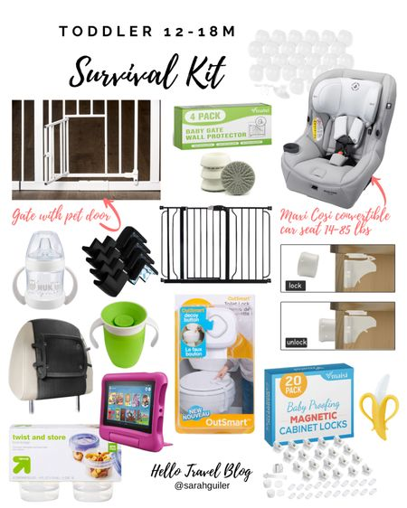 Toddler proofing. Baby proofing. Baby gate. Amazon finds. Convertible car seat. Sippy cup. Outlet covers. Magnetic locks. Safety locks. Target finds.   #LTKhome #LTKfamily #LTKbaby