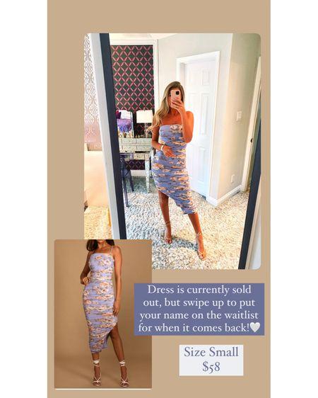 Lulus dress! 🤍   @liketoknow.it @liketoknow.it.europe @liketoknow.it.home @liketoknow.it.brasil @liketoknow.it.family    #liketkit #LTKunder50 #LTKstyletip #LTKunder100 #lulus #summer    http://liketk.it/3gdpH
