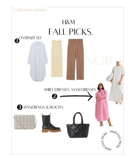 HM Fall picks. Fall Outfits.   #LTKSeasonal #LTKworkwear #LTKunder100