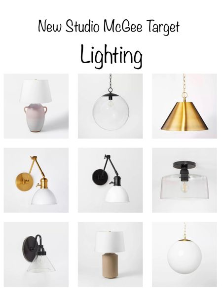 New Studio McGee Target lighting favorites!   You can instantly shop my looks by following me on the LIKEtoKNOW.it shopping app http://liketk.it/3jZtG #liketkit @liketoknow.it #LTKunder100 #LTKunder50 #LTKhome @liketoknow.it.home