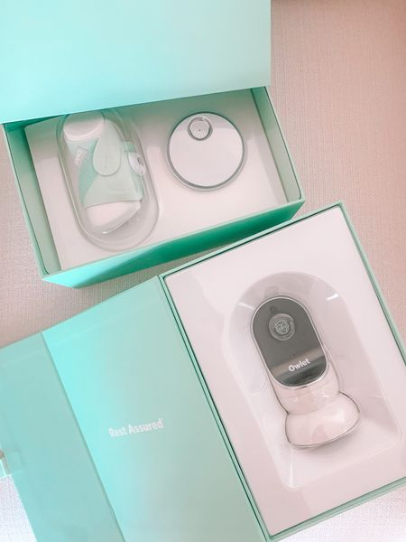 Amyra's baby monitor has officially arrived & we can't wait to put it to great use! The Owlet due Monitor will not only help you keep an eye on your little ones, but it will also monitor heart rate + oxygen levels!✨👶🏼  #LTKbump #LTKunder50 #LTKbaby