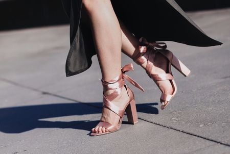 Stompin' grounds with satin all weekend long🎀 These babies are bomb👉🏻 http://liketk.it/2shSs #liketkit @liketoknow.it