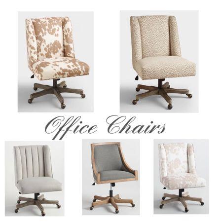 Office Chair   #LTKhome #LTKstyletip