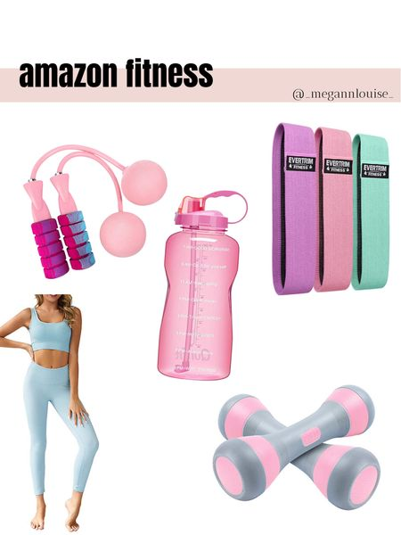 Sharing my fitness favs from Amazon! Who needs a home gym?!   #LTKfit #LTKunder100 #LTKunder50