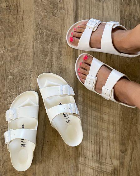The comfiest summer shoes!! ☀️ http://liketk.it/2TxF8 #liketkit @liketoknow.it