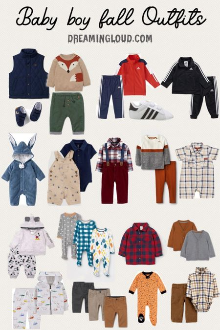 Baby boy outfits, baby not clothes. 6 months clothes, baby boy fall clothing   #LTKbaby #LTKkids #LTKfamily