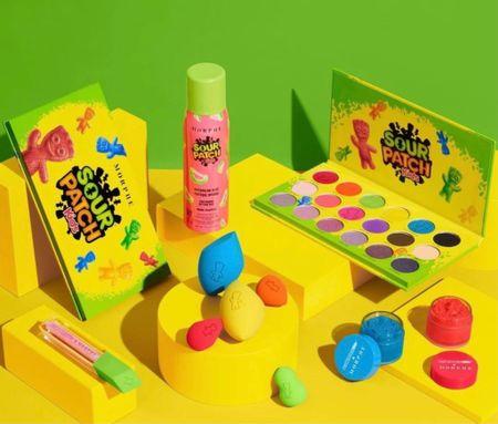 Morphe x Sour Patch Kids Collection available now!  #LTKsalealert #LTKbeauty #LTKunder50
