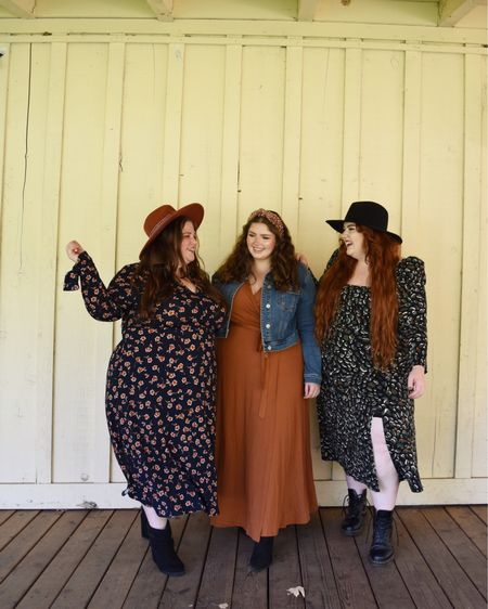 Cute fall dresses great for #Thanksgiving 🦃🧡✨ http://liketk.it/31EAX #liketkit @liketoknow.it #LTKgiftspo #StayHomeWithLTK #LTKcurves