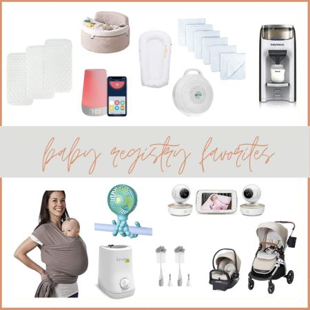 a compiled list of the items that we found MOST helpful from our baby registry! We used and still use these on a regular basis.   #LTKfamily #LTKbaby #LTKbump