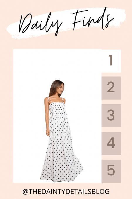Daily finds: the perfect beach maxi dress!   #LTKunder100 #LTKstyletip #LTKtravel