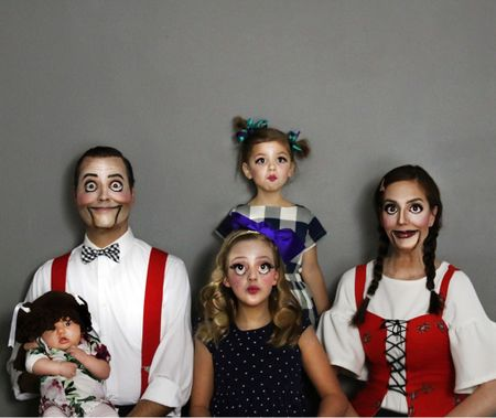 Dolls Halloween Costume, Walmart Finds, Family Halloween Costumes