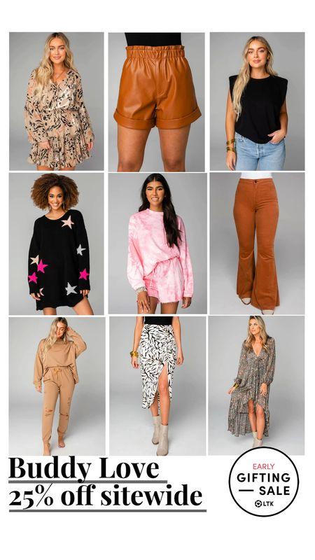 Buddy Love 25% off sitewide   #LTKworkwear #LTKSale #LTKstyletip