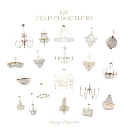 Gold chandeliers Labor day sale empire chandelier Crystorama Visual comfort Dining room chandelier aerin jacqueline chandelier Gabby home Crystal chandelier Light fixture Home decor French chandelier   #LTKsalealert #LTKunder100 #LTKhome