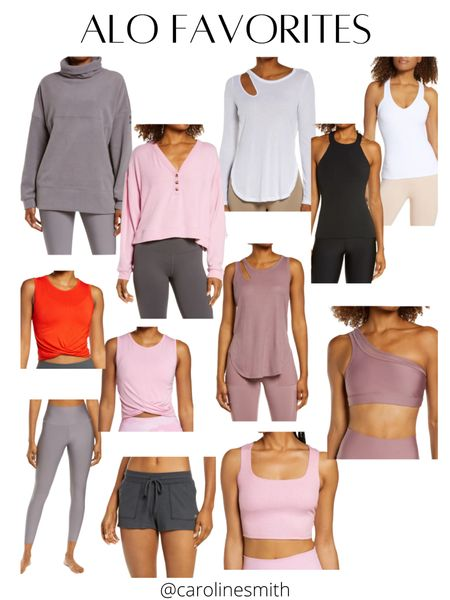 Alo Yoga Favs  #alo #yoga #aloyoga #fit #fitness #workout #selfcare #LTKfit #LTKunder100 #LTKunder50 @liketoknow.it #liketkit http://liketk.it/3hr0P
