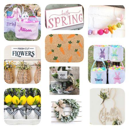 Spring Decor🌸 http://liketk.it/37Xjt #liketkit @liketoknow.it #LTKSeasonal #ltkspring #LTKhome @liketoknow.it.home