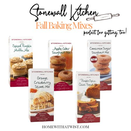 Stonewall Kitchen has delicious baking mixes perfect for getting into the fall season and for gifting, too. http://liketk.it/3os7u @liketoknow.it #liketkit #LTKSeasonal #LTKHoliday #LTKGiftGuide Download the LIKEtoKNOW.it app to shop this pic via screenshot