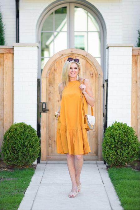A summer favorite!  Wearing a size S.     #LTKstyletip #LTKitbag #LTKshoecrush