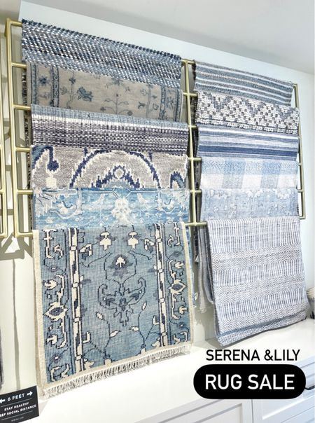 Serena and Lily's rugs are on sale!  Coastal, home decor, rug sale, living room rug, kitchen runner, blue rug, coastal rug, beach rug, designer rug, bedroom rug, bedroom Decor, Kitchen Decor, light blue, nursery, kids room, boys room,  #LTKsalealert #LTKSeasonal #LTKhome