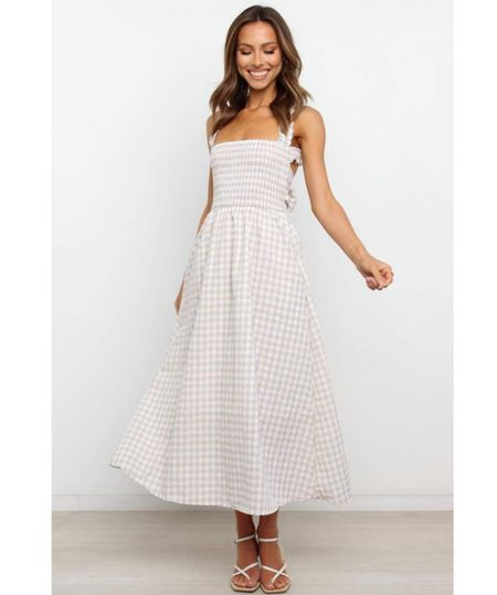 Summer dress. Midi dress. Summer fashion. #LTKSeasonal  #LTKunder100 #LTKstyletip #LTKtravel