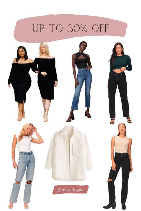 Up to 30% off fall wardrobe staples!    #LTKsalealert #LTKstyletip #LTKunder100