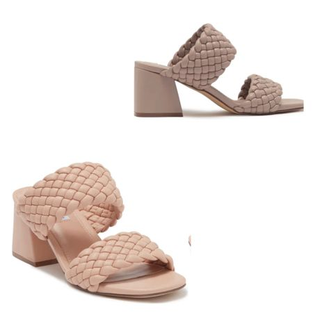 These braided Sandals are under $50! http://liketk.it/3jpJ3 #liketkit @liketoknow.it #LTKunder50 #LTKsalealert #LTKshoecrush