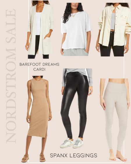 Women's clothing picks from the Nordstrom sale// n sale, spanx leggings, dresses, jackets, free people http://liketk.it/3jxkU #liketkit @liketoknow.it #LTKsalealert #LTKstyletip #LTKunder100