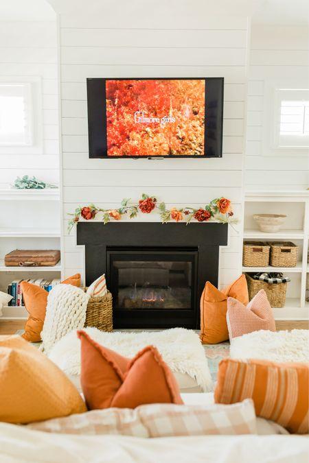 Fall living room home decor   #LTKSeasonal #LTKmens #LTKunder100
