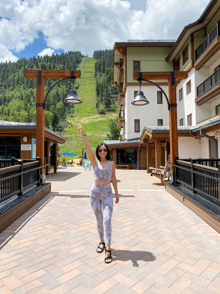 Summer in Taos✌🏼💗 Just updated my Taos Travel Guide #ontheblog! I love sharing our favorite places to play, stay, and eat in my hometown and it's clear y'all love it too! The guide is one of my most requested resources...check it out in the link in my bio.   #LTKtravel #LTKfit #LTKunder100