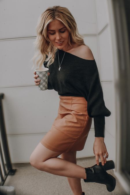 The classic fall outfit that everyone needs in their closets.   #LTKstyletip #LTKSeasonal #LTKSale
