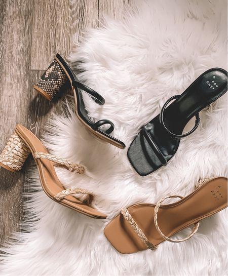 New Favorite Target Heels!  Target Targetstyle TargetHeels    Sandals womensandals sandalsale clearancesandals flatsandals size9sandals Size8sandals size7Sandals Size6sandals Size5sandals Size10sandals 2021sandal 2020sandals targetsabdsls targetshoes shoes sandals
